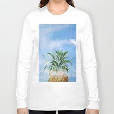 Pineapple Heaven Long Sleeve T-shirt