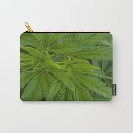 Cannabis Leaves Carry-All Pouch