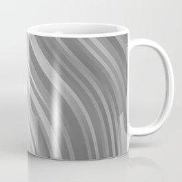 stripes wave pattern 1 bwip Coffee Mug
