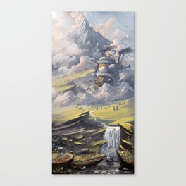 Howl's Canvas Print