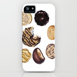 Girl Scout Cookies iPhone Case