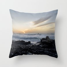 Fuerteventura 1 Throw Pillow
