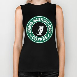 Legendary Coffee Biker Tank