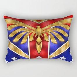 Wonder People! Rectangular Pillow