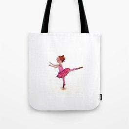 The Little Ballerina Tote Bag
