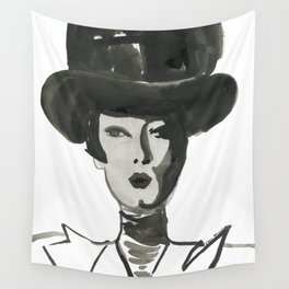 Woman XY 102 Wall Tapestry