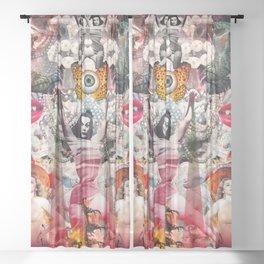 Vampira Sheer Curtain