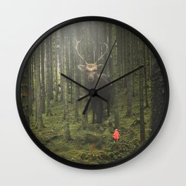 One more meeting Wall Clock