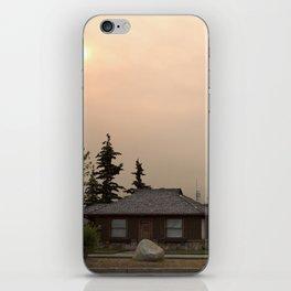 Morning Haze iPhone Skin