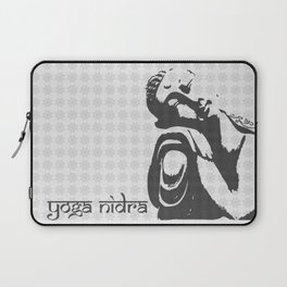 Yoga Nidra - Buddha Laptop Sleeve