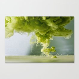 Cloudy-Fi Canvas Print