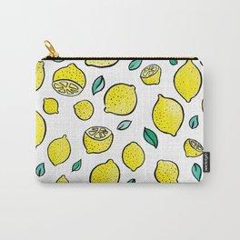 Bitter Lemons Carry-All Pouch
