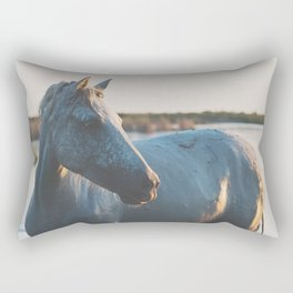 in portrait ... Rectangular Pillow