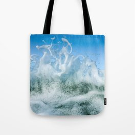 Wavespiration Jo Tote Bag