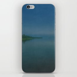 Cape Fear River Rolling on Past Just the Same iPhone Skin