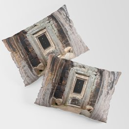 Ancient Doorway Pillow Sham