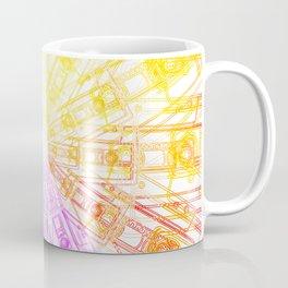 Cassette Carousel Coffee Mug