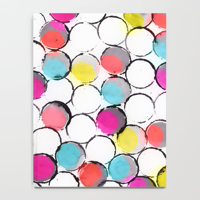 Circle Painting  Notebook