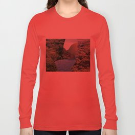 How We Got Back There Long Sleeve T-shirt