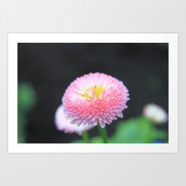 Kayla's Pink Flower Art Print