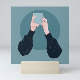 Smile II Mini Art Print
