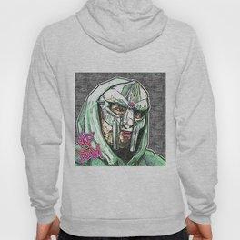 MF Doom - S6 Rap - Hip Hop - Art - MF DOOM - RITEHOMEARTWORKS722 Online - ALL CAPS Hoody