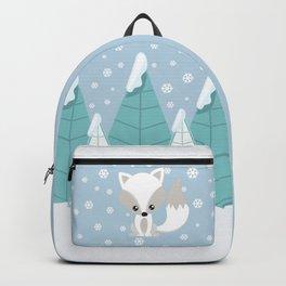 ARCTIC LANDSCAPE Backpack