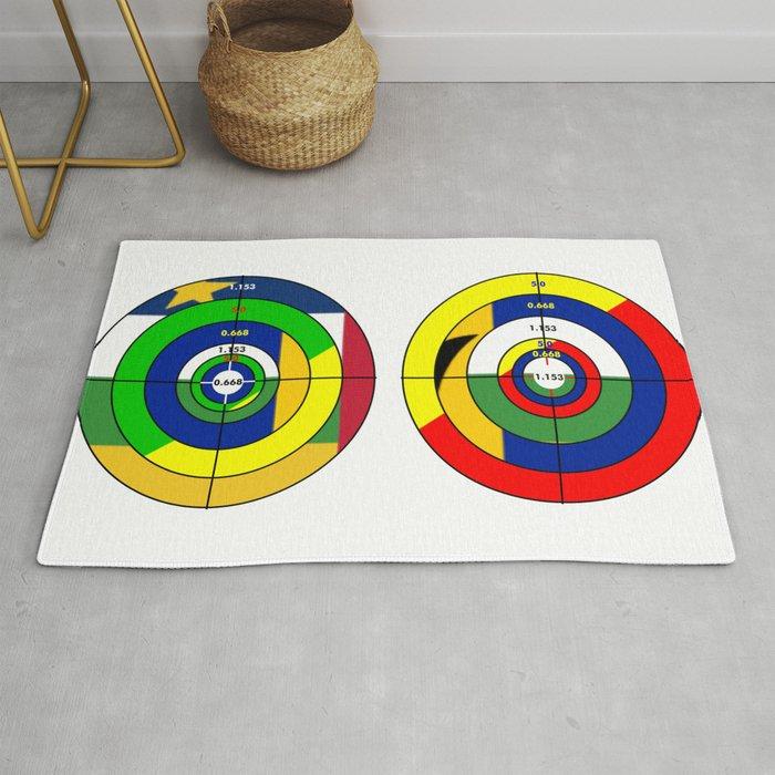 Targets 08 Rug By Julianf01 Society6