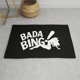 Bada Bing Club The Sopranos Rug