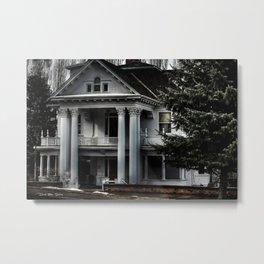 Missoula Mansion Metal Print