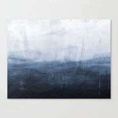 The Storm - Ocean Painting Canvas Print