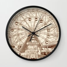 Ever Wonder Wall Clock