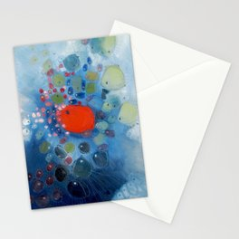TRANSFORMING DISTANCE 1 Stationery Cards