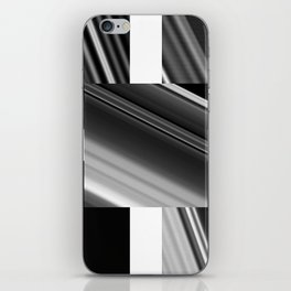 Saturn Rings (all) iPhone Skin