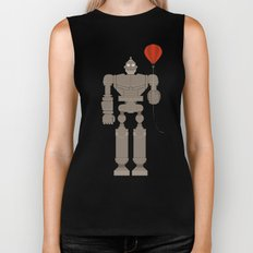 The Robot and The Balloon Biker Tank
