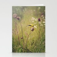 elmo Stationery Cards featuring Life in the Meadow by Kimberley Britt