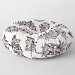 Bat Collection Floor Pillow