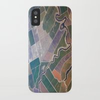 quilt iPhone & iPod Cases featuring Patchwork Quilt by PRE Media