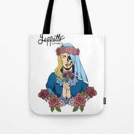 Geppetto Dead Bride Tote Bag