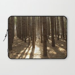 Surrounded by Wolves Laptop Sleeve