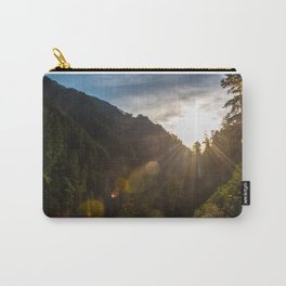 Valley Sunset - Oregon Carry-All Pouch