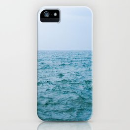Nautical Porthole Study No.3 iPhone Case