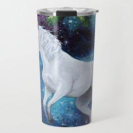 Space Unicorn Travel Mug