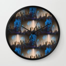 Shadows of the Past... Wall Clock