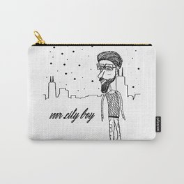 Mr.City Boy Carry-All Pouch
