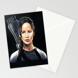 "Katniss Everdeen - Catching Fire ""Fire Burns Brighter In The Darkness"" 