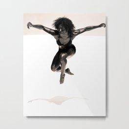 Natasha - Dancer Series 2 Metal Print