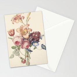 Henriëtte Geertruida Knip - a bouquet - 1820 Stationery Cards