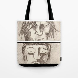 STAND OFF! (for the second time) Tote Bag