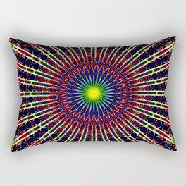 Hippie BoHo fun Rectangular Pillow